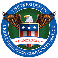 The President's Honor Roll logo