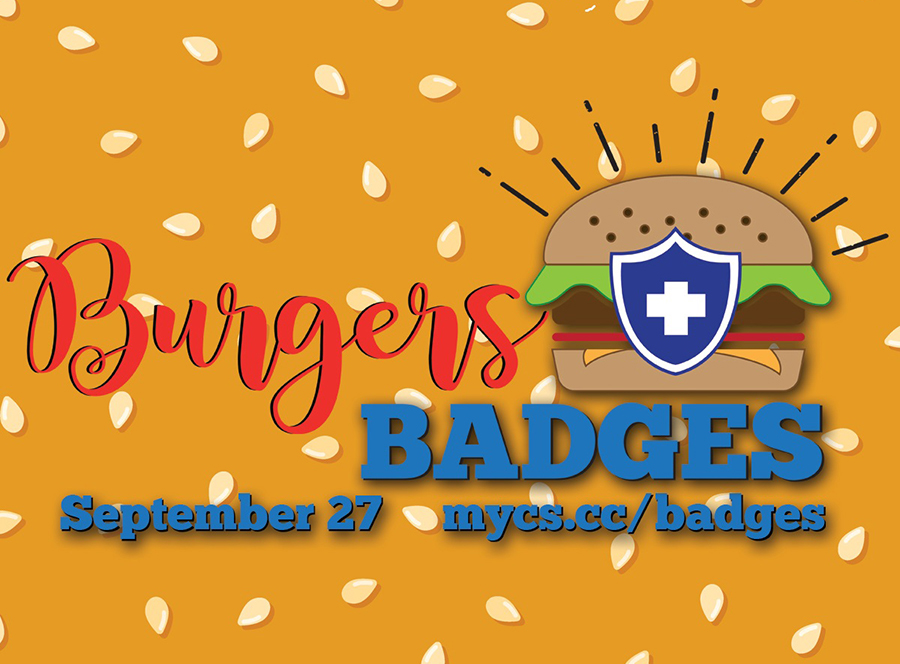 Burgers and Badges